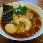 MOJA★MOJA - 料理写真:味玉入り中華そば