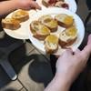ル・グルニエ・ア・パン - 料理写真:バゲット試食