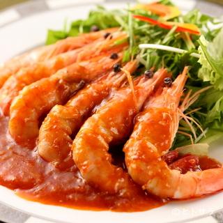 油を一切使わず、スープで炒める低カロリーな中華料理