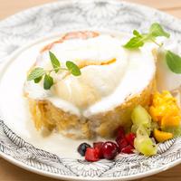 陽に吹かれ - ハッピー体験をお約束します、『めっちゃ幸せのパンケーキ』