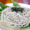 鬼蕎麦 - 料理写真:挽きぐるみ(いなか蕎麦)