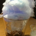 THE GUEST cafe&diner - 瀧と三葉からのメッセージICEラテ