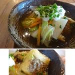 kawara CAFE&DINING -FORWARD- - 白身魚のみぞれ煮