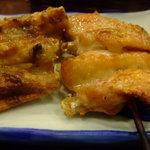 びっくり - カレー味の手羽焼き鳥