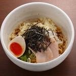 らーめん銀杏 - 料理写真:期間限定!特製まぜSOBA 750円