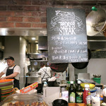 Meat&Bakery TAVERN - 本日のステーキから〜