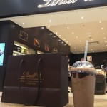 リンツ ショコラカフェ - アイスチョコレートドリンク ダーク