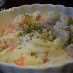 立呑亭 帆立屋 - ポテトサラダ 325円