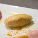 リストランテ ラ チャウ - 干し鱈のすり身