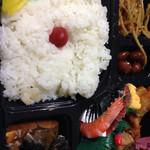 66264212 - お弁当 ¥530(●´ω`●)