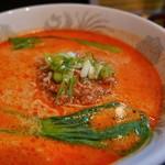 オーパスワン - 料理写真:担々麺up