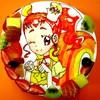プティ・アミ - 料理写真:キャラクターケーキ『キラキラ☆プリキュアアラモード キュアカスタード』