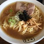 麺屋 翔 - あごだしラーメン細麺700円