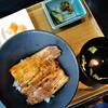 駒形 前川 - 料理写真:[料理] うな丼 セット全景♪w ①
