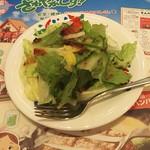 さわやか - セットのサラダ(2017年4月29日)