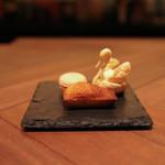 スイーツカフェ&バー フィナンシェ - 小菓子3種☆