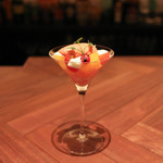 スイーツカフェ&バー フィナンシェ - トマト畑の小さなお客様☆