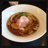 雨ニモマケズ - 料理写真:鶏そば 醤油 750円