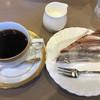 伯爵 - 料理写真:ケーキセット 700円
