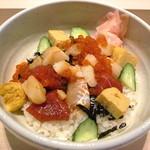 鮨処 喜楽 - 海鮮丼(ばらちらし)