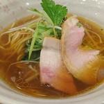 チラナイサクラ - 特選チャーシュー麺 1200円