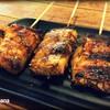 焼鳥とんとん - 料理写真:もち 1本80円