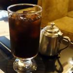 喫茶 ボタン - アイスコーヒー