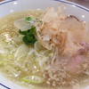 らーめん鱗 - 料理写真:塩らーめん(750円)