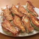 深川煉瓦亭 支店 - 洋食屋さんの餃子