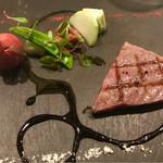 リストランテ ベツジン - 山形牛サーロインのグリル