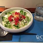 ロアーコーヒーハウス&ロースタリー - タコライス 690円(税込)