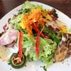 ラ コッペ - 料理写真:サラダランチのサラダ