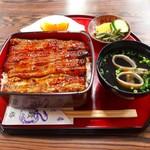 鰻勝 - 料理写真:鰻重(松3000円)
