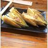 金時 - 料理写真:筍の肉挟み焼き