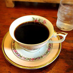コーヒーハウス かこ - ブレンドコーヒー