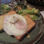 カフェジュノ - 料理写真:卵モーニングセット