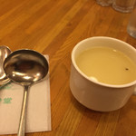 共栄堂 - ポタージュスープ