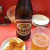 一龍 - ドリンク写真:瓶ビール 600円