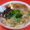 みんずラーメン - 料理写真:みんずラーメン並(650円)