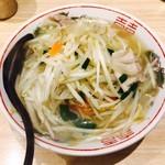 しゃきしゃき - タンメン(700円)
