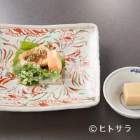 貴田乃瀬 - 魚は全般的に得意ですが、その中でも最も得意な食材は『甘鯛』