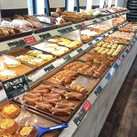ベーカリーショパン - パンの種類は90種類以上!