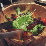 ピノコ - 牡蠣のサラダ