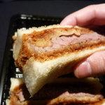 6642564 - ☆パンも少しカリっと焼き上がっていますね♪☆