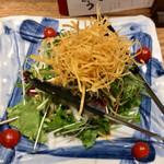 大衆割烹TAKEYA - タケヤサラダ