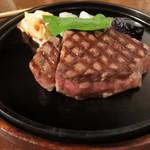 ステーキレストラン パポイヤ - 特上石垣牛テンダーロイン