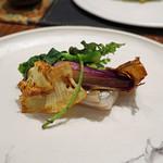 傳 - 焼き物 太刀魚の塩焼き