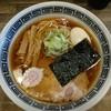 麺屋 奏 - 料理写真:奏そば(黒醤油・あっさり)700円