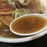 一条流がんこラーメン 総本家 - 唯一無二のスープ