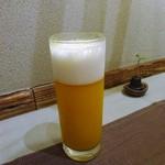 66450902 - 想いの木オリジナルカクテル(ビール&マンゴー)